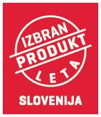IZBRAN PRODUKT LETA Logo